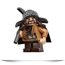 Hobbit Bofur The Dwarf Minifigure