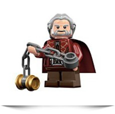 Hobbit Dori The Dwarf Minifigure