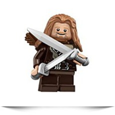 Hobbit Fili The Dwarf Minifigure
