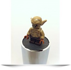 Buy Hobbit Goblin Scribe Minifigure