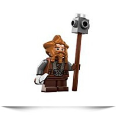 Hobbit Nori The Dwarf Minifigure