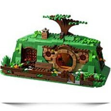 Hobbit Set 79003 No Figures An Unexpected