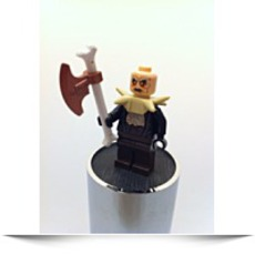 Buy Hobbit Yazneg Minifigure