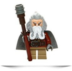 Lego 79004 The Hobbit Barrel Escape Oin
