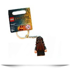 Lord Of The Rings Gimli Key Chain