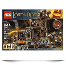 Lord Of The Rings Orc Forge Exclusive