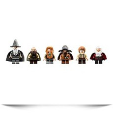 Mini Figures As Seen 2012 Pre Release