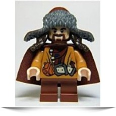 New The Hobbit Bofur The Dwarf Small
