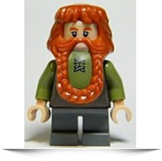 Buy New The Hobbit Bombur The Dwarf Small