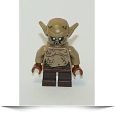 New The Hobbit Goblin Scribe Minifigure