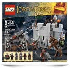 Buy Toy Game Exciting Lego The Lord