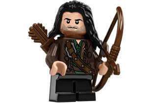 Hobbit Kili The Dwarf Minifigure