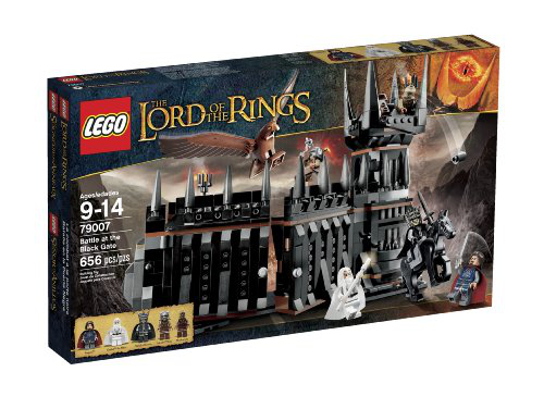 Lego Lotr Battle At The Black Gate 79007