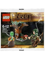 Hobbit Mirkwood Elf Guard Set 30212