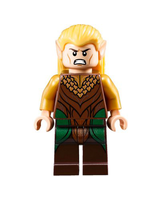 Hobbit las Greenleaf Minifigure